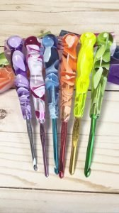 Amigurumi tools and materials