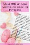 How to read Amigurumi patterns