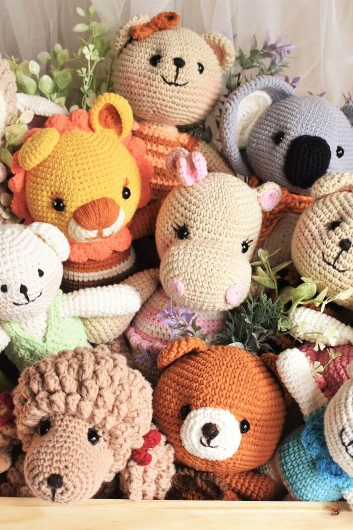 What is Amigurumi and why you will love it (7)