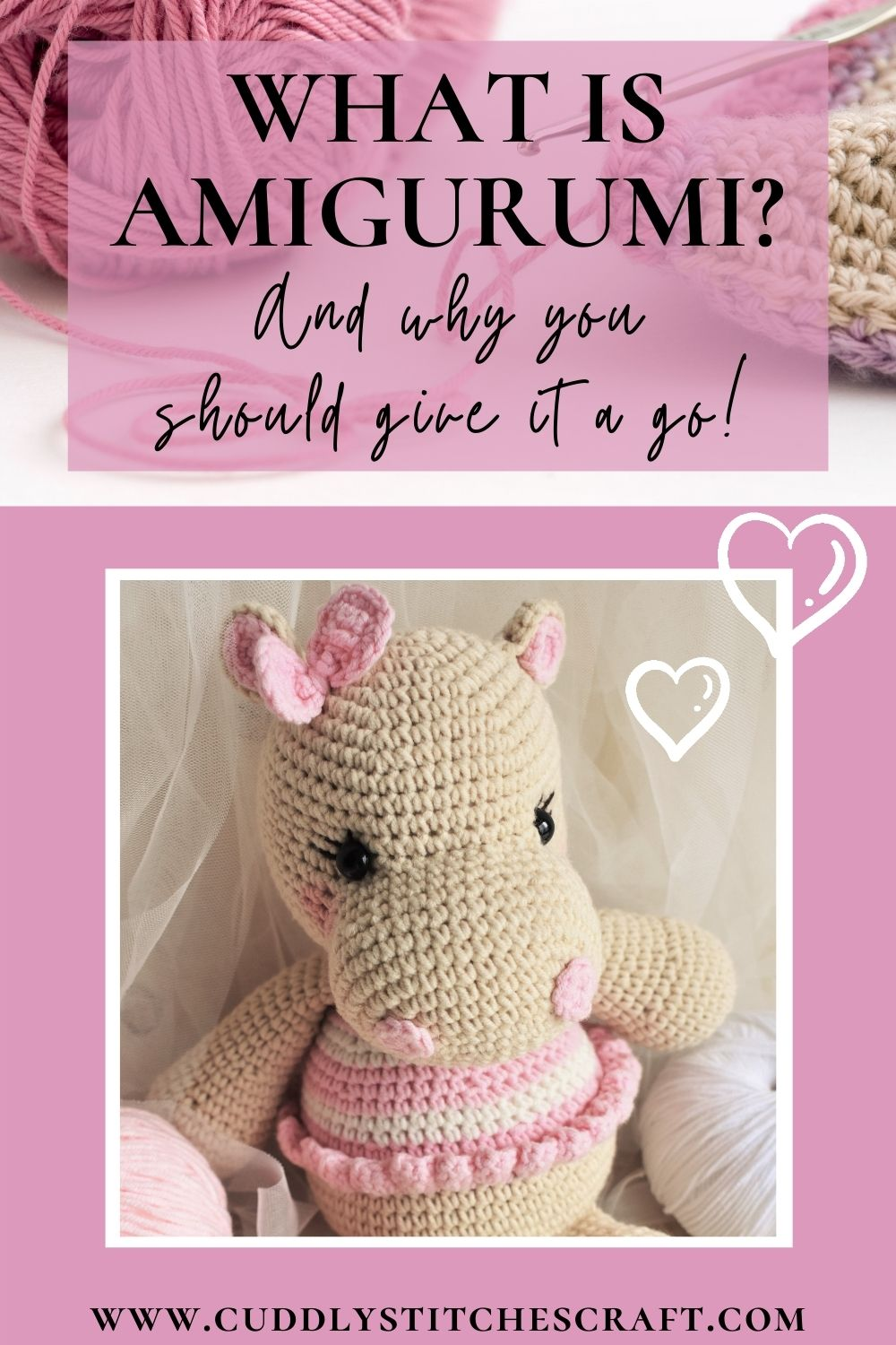 What is Amigurumi and why you will love it (9)