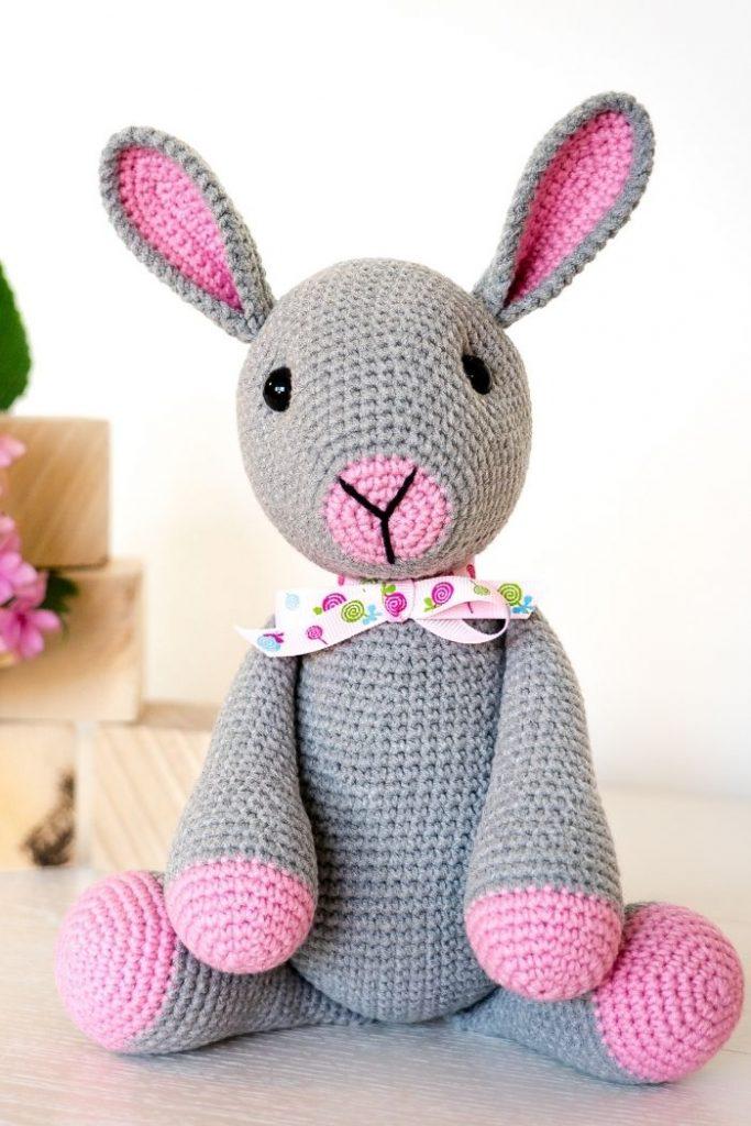 Free crochet bunny pattern (3)