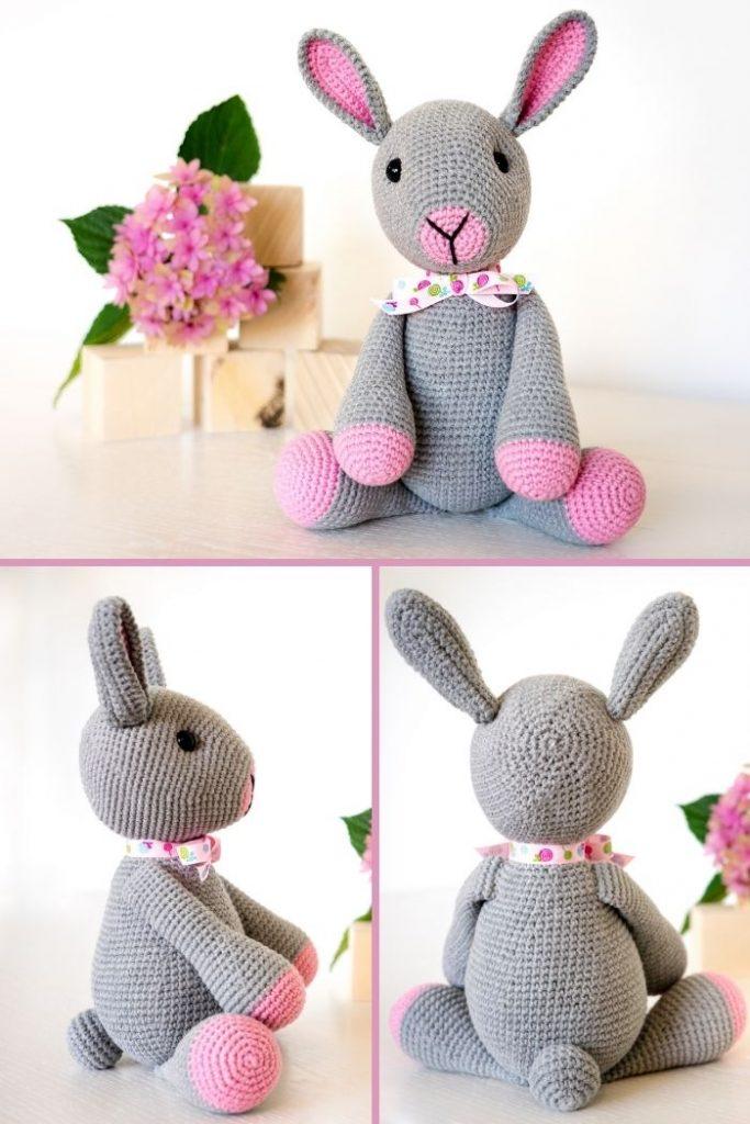 Free crochet bunny pattern (7)