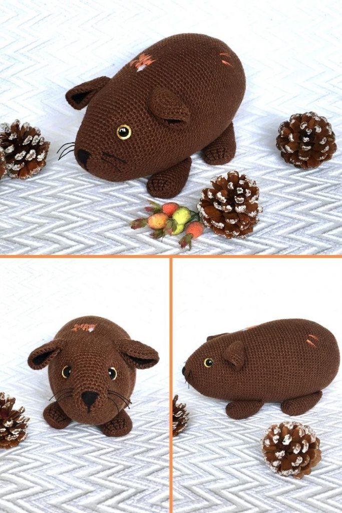 Free crochet guinea pig pattern (7)