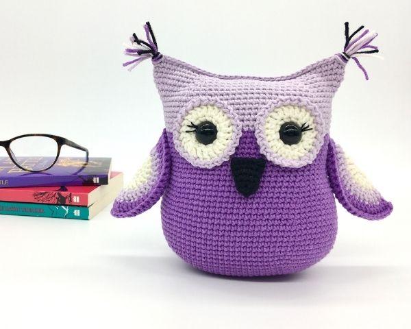 Free Crochet Owl Pattern