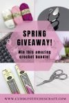 Spring Giveaway by Cuddly Stitches Craft, free Amigurumi patterns and tutorials (2)