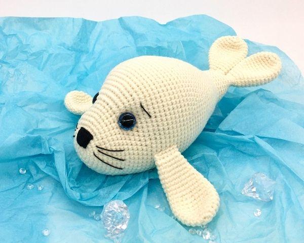 Free Crochet Seal Pattern