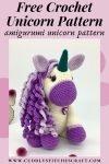Free crochet unicorn pattern, free Amigurumi unicorn by Cuddly Stitches Craft (3)