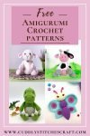 Learn how to crochet toys with my free Amigurumi crochet patterns (2)